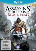 Assassin's Creed 4: Black Flags Cover