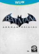 Batman: Arkham Origins Cover