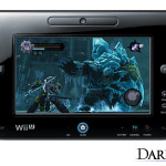 Darksiders II Wii U GamePad Only Mode