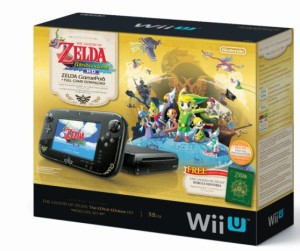 Zelda Wii U Bundle